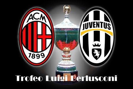 Trofeo Berlusconi: Milan batte Juventus 2-1, due eurogoal dei rossoneri (video)