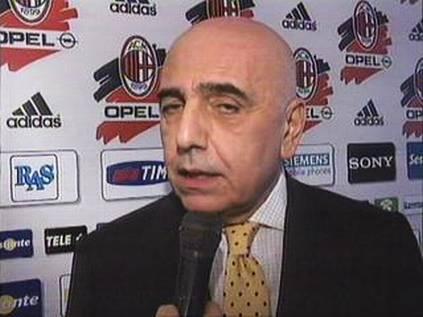 """Galliani: """"Marotta non tiri in ballo il Milan"""""""