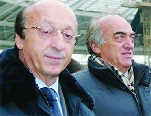 Moggi e Giraudo non saranno radiati: lo scrive anche Palombo sulla Gazzetta
