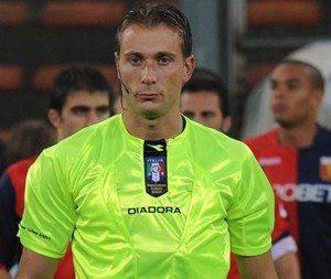 Juventus-Sampdoria arbitra Valeri: i precedenti