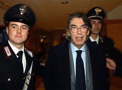 Moratti non risponde a De Santis, che lo porta in tribunale…