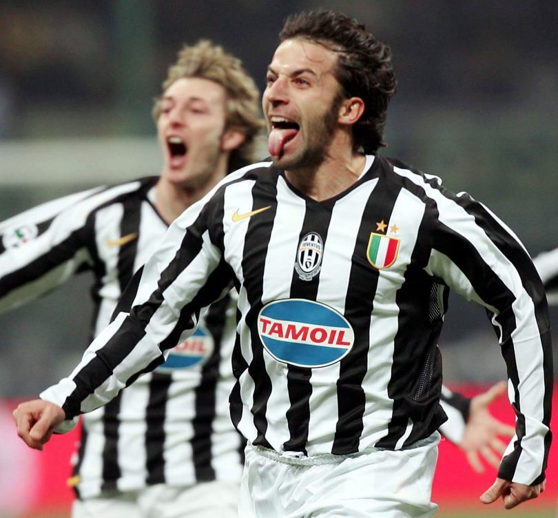 Del Piero Inter 2006
