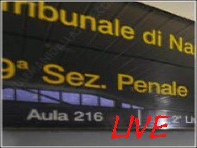 Flash LIVE – Calciopoli: chiesti 5 anni e 8 mesi per Luciano Moggi