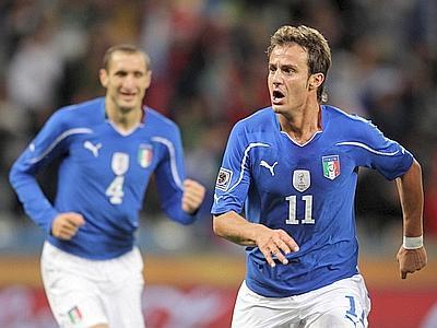 Ucraina-Italia 0-2: decidono Rossi e Matri. Si fa male Giorgio Chiellini