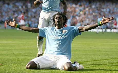 Il City fa il prezzo per Adebayor: 13 milioni di euro