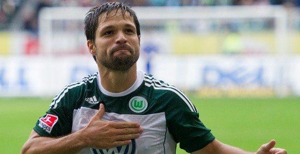 """Diego: """"Contento di aver scelto il Wolfsburg, non ho rimpianti"""""""