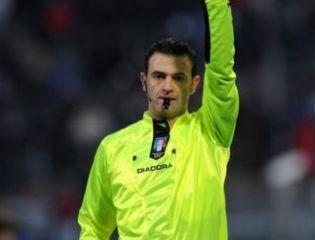 Juventus-Lecce: arbitra Gava. L'Inter ritrova Tagliavento