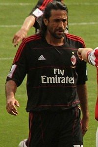"Yepes: ""Io alla Juve? Sto bene al Milan"""