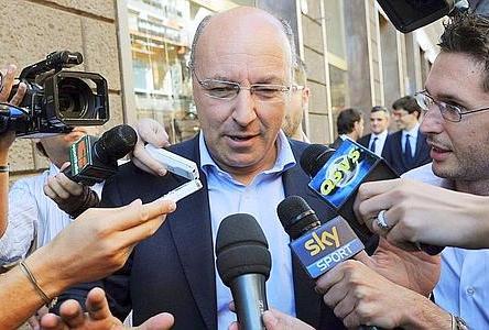 "Marotta: ""Basta speculazioni su Buffon. Gilardino? Ci piace ma…"""