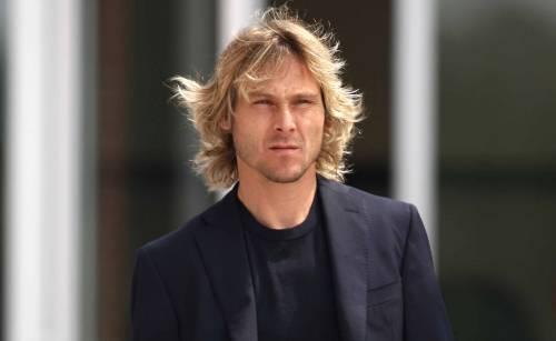 """Nedved: """"Il lavoro è il segreto del successo. L'Inter? Non mi vedevo proprio. Che duelli con Gattuso e Torricelli"""""""