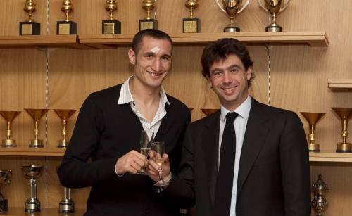 """Chiellini: """"Juve, ora torniamo a vincere"""""""