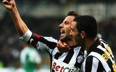 Juventus-Cesena 3-1: tabellino e highlights