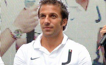"""Del Piero sull'amichevole col Manchester: """"Giocare all'Old Trafford è il massimo"""""""
