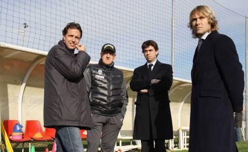 Verso Lazio – Juventus: Agnelli e Nedved a Vinovo. Marchisio in forse