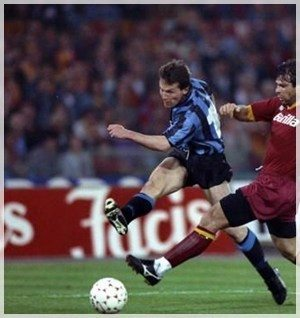 1991: la Coppa Uefa all'Inter con un'(a)Spirin