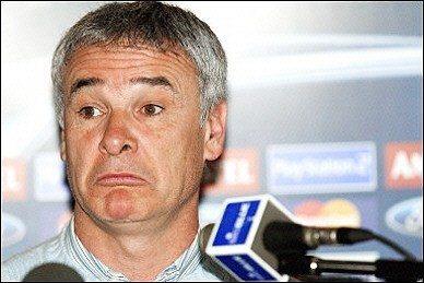"""Ranieri ha visto un'altra partita: """"Subiti solo due tiri in porta"""""""