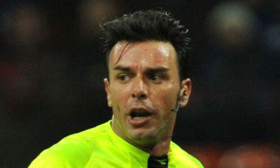 Juventus-Brescia: dirige Celi