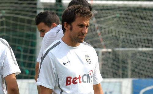 """Del Piero: """"Con la Lazio tre punti non da poco"""""""