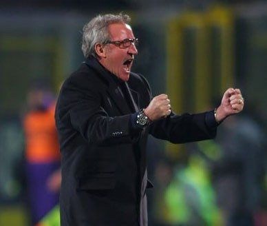 """Del Neri dopo Juventus – Chievo: """"Abbiamo fatto meglio dello scorso anno"""""""