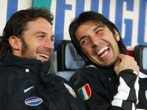 Panini: Buffon e Del Piero tra i giocatori più amati degli ultimi 50 anni