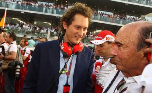 Elkann: patto con Murdoch per acquistare la Formula 1