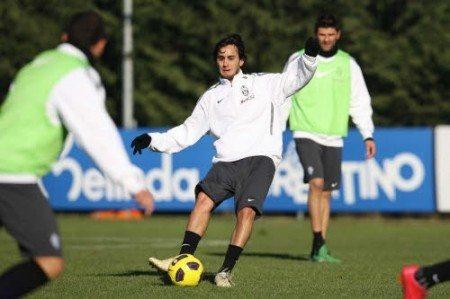 Verso Parma – Juventus: nessuna lesione per Aquilani, ma resta in forse