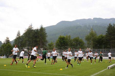 Juventus 2012-2013 a Chatillon dal 10 al 25 luglio