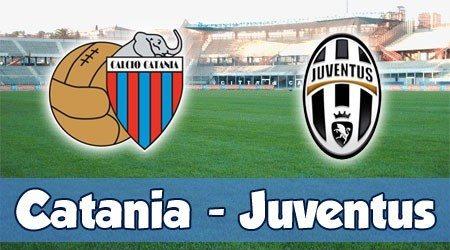 Catania-Juventus 28-10-2012: probabili formazioni