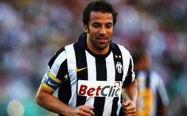 Dall'Inghilterra: Fulham e Queens Park Rangers su Del Piero