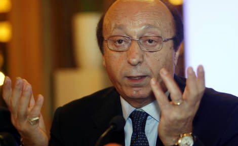 """Mercato Juventus, Moggi: """"Caro Marotta prima di comprare dovevi vendere"""""""