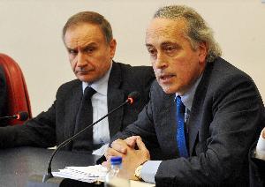 """Abete, Moratti e Petrucci, tutti contro il ricorso Juve: """"Non era il momento"""""""
