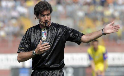 Serie A 4a giornata di ritorno Chievo-Juventus arbitra Bergonzi: i precedenti