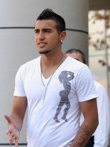 Vidal, amico arrestato con l'auto del calciatore tenta di corrompere agenti