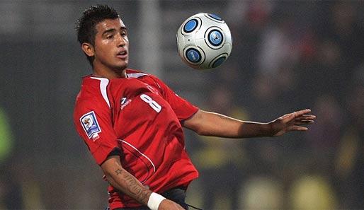 Ancora attriti tra Vidal e il CT Borghi: sono un centrocampista