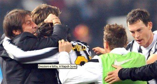 Juventus, punto e a capo