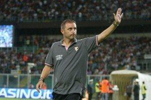 Juventus Palermo, Mangia deve rinunciare a Pinilla