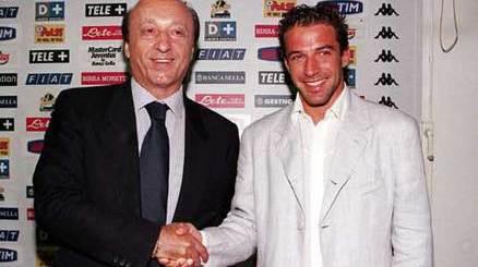 """Moggi: """"Del Piero e Juventus al capolinea"""""""