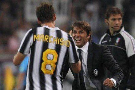 """Marchisio: """"Conte ha tirato fuori il meglio di me"""""""