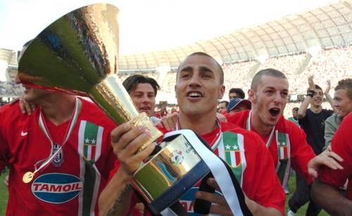 """Cannavaro: """"Gli scudetti 28 e 29 sono miei, ho le medaglie"""""""