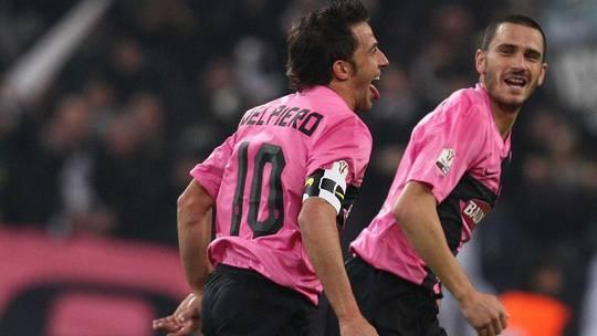 Juventus – Roma 3-0: le interviste a Conte, Del Piero, Taddei, Luis Enrique e Franco Baldini