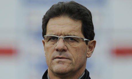 Fabio Capello si dimette da CT dell'Inghilterra: fatale il caso – Terry
