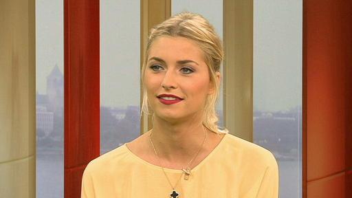 Lena Gercke: la bellissima fidanzata di Khedira