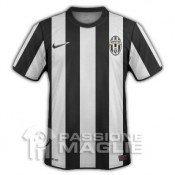 Nuove maglie Juventus 2012-2013 conferme: ci sarà il quadrato nero sul retro