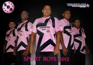 I peruviani dello Sport Boys con le maglie della Juventus? No, ma…
