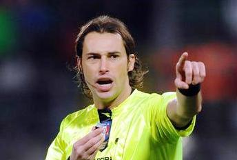 Juventus – Chievo dirige Gervasoni