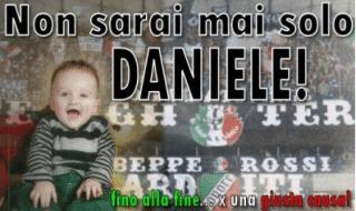 Il piccolo Daniele ha bisogno di noi, aiutiamolo!