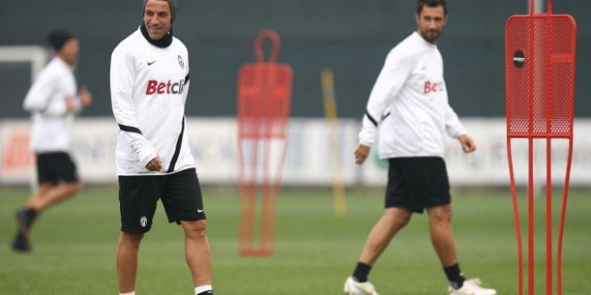 Verso Juventus – Inter, Barzagli in gruppo ma Conte lo rischierà?