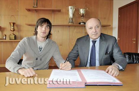 Ufficiale, De Ceglie rinnova con la Juventus fino al 2017