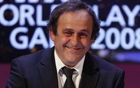 """Platini allo Juventus Stadium """"Scudetto? Quattro punti sono recuperabili"""""""