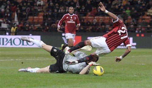 Panorama, senza sviste arbitrali Juventus in testa al campionato
